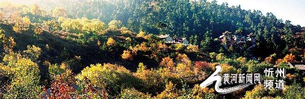 天柱山风景区 --黄河新闻网